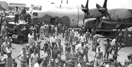 Rescate en Entebbe