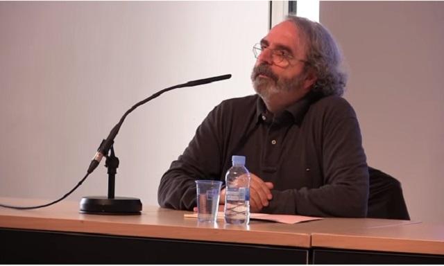 """""""La religión en Europa, entre judaísmo y cristianismo"""", con Jon Juaristi (CCCB, Barcelona, 9/5/2018)"""
