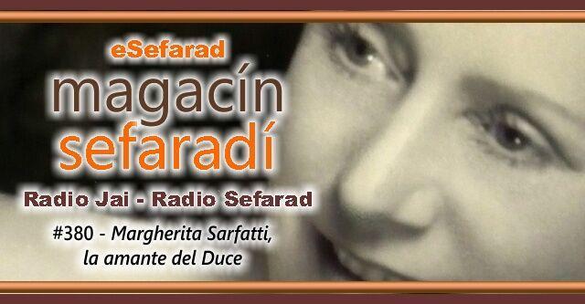 Margherita Sarfatti, la amante del Duce