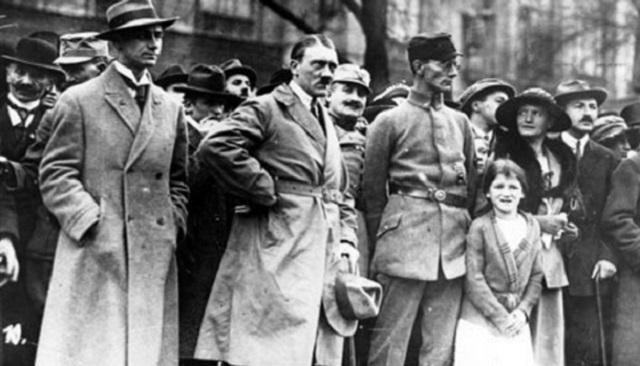 El Putsch de Munich de 1923