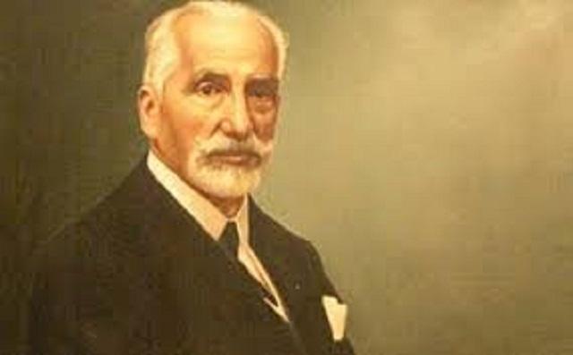 El encuentro: el senador Ángel Pulido, la República y la esvástica