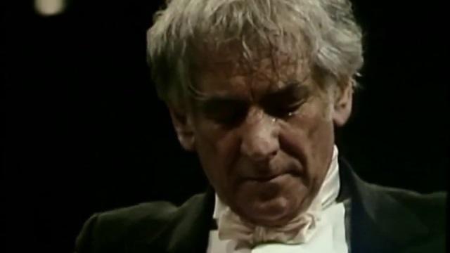 Centenario (XIII): la Cuarta de Chaikovski dirigida por Bernstein