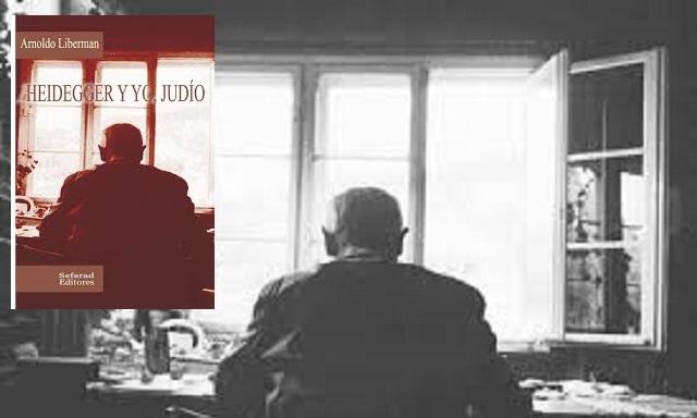 """""""Heidegger y yo, judío"""" con su autor Arnoldo Liberman"""