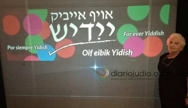 El ídish es eterno