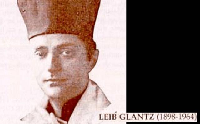 Leib Glantz: música, tradición y sionismo