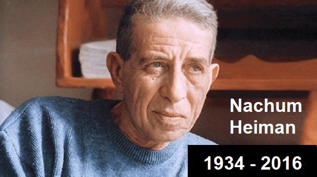 Nachum Heiman: la banda sonora de un país