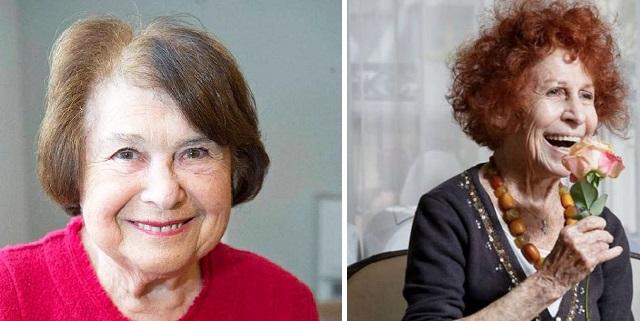 "La importancia de seguir recordando: Marceline Loridan-Ivens Z""L e Ida Grinspan Z""L. In Memoriam"