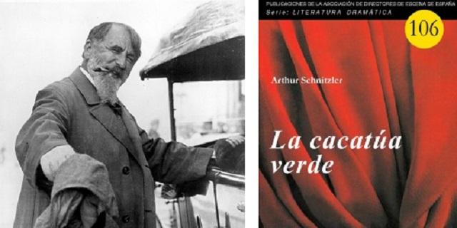 «La cacatúa verde» de Arthur Schnitzler, con Juan Antonio Hormigón