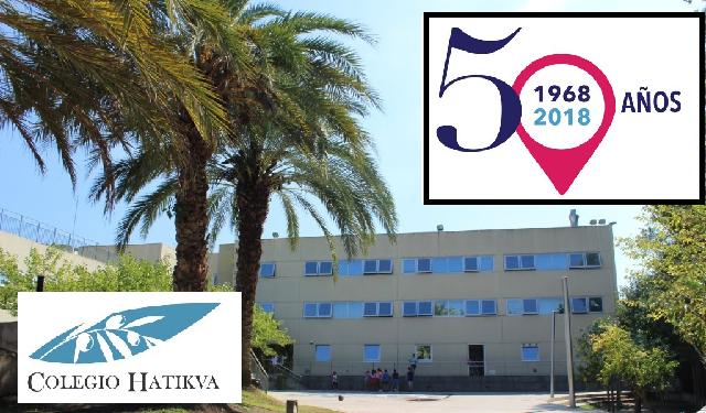 El Colegio Sefardí – Hatikva de Barcelona cumple 50 años, con Nily Schorr