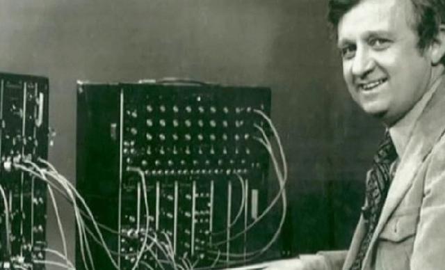El sintetizador divino de Gershon Kingsley