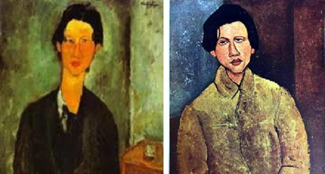 Modigliani y Soutine. Dos amigos en París