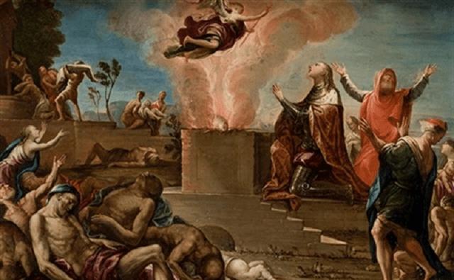 Salmo 124: cántico para los peregrinos que suben a Jerusalén