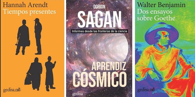 Sagan, Benjamin y Arendt, con Laia Borges