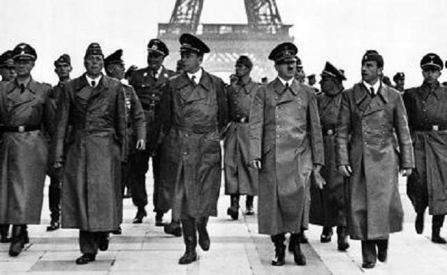 La derrota francesa de 1940 y el establecimiento del régimen de Vichy