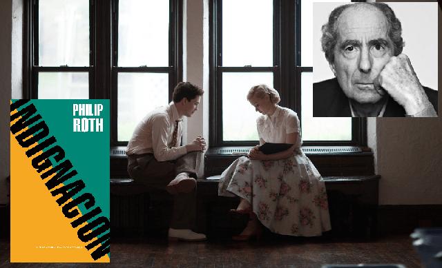 """La esencial """"Indignación"""" de Philip Roth llevada al cine, con Gustavo Efron"""