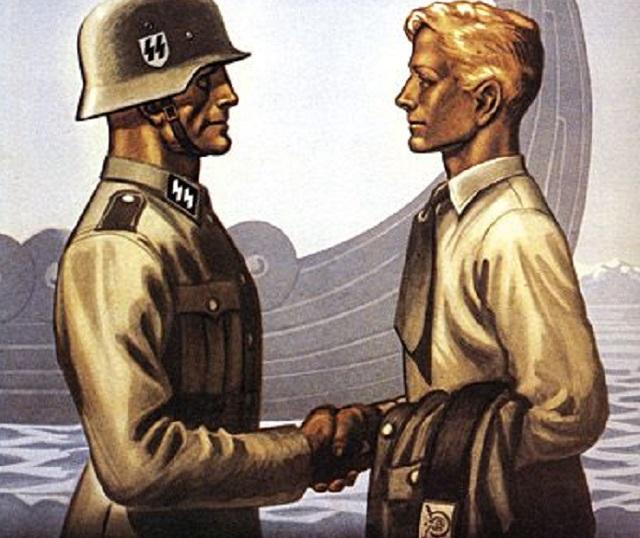 Los excesos de la Gestapo y la SS nazis