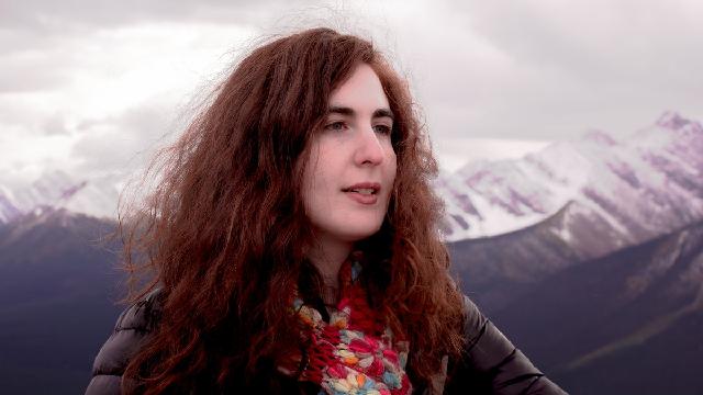 Amy Klein, poetisa punk