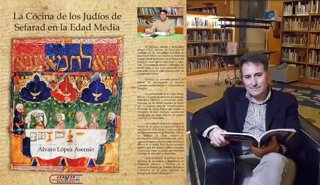 La cocina de los judíos de Sefarad en la Edad Media, con Álvaro López Asensio