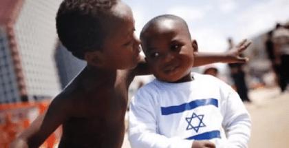 etiopes israel