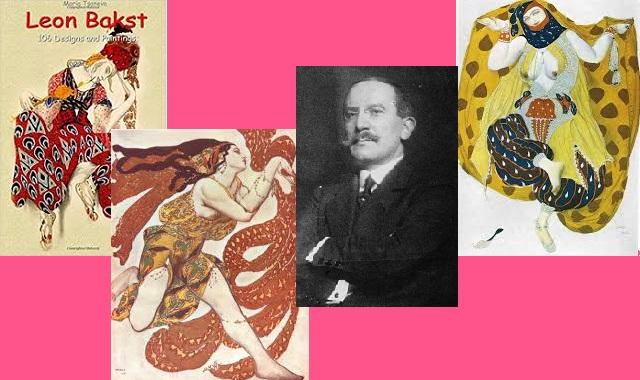 León Bakst, artista total, & friends: la fascinación por la belleza