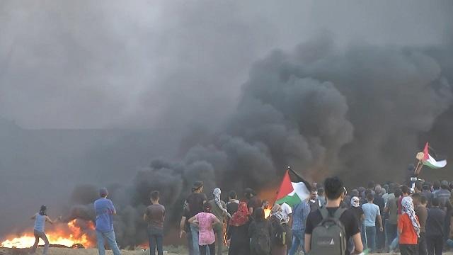 2018: blanquear a Hamás, demonizar a Israel