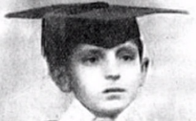 Moses Mirsky: el niño cantor