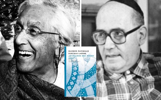 ¿Hablamos del mismo Dios? de Raimon Panikkar y Pinchas Lapide, con Ignasi Moreta