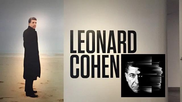 La exposición original sobre Leonard Cohen del MAC de Montreal viajará por el mundo