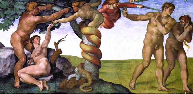 Adán, Eva… y la serpiente