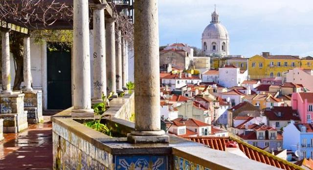 Lisboa judía, Luther King y jalá tortuga