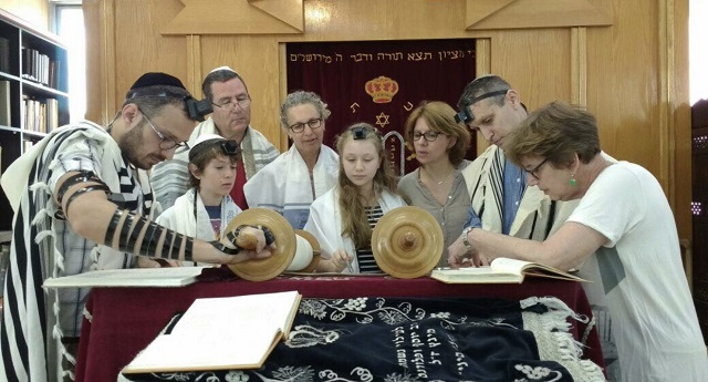 Una comunidad para todos, con rab Eliyahu Peretz