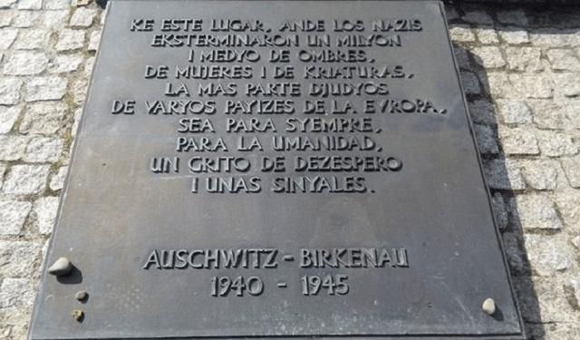 Sefardíes y shoá, en judeoespañol, desde el CIDICSEF de Buenos Aires