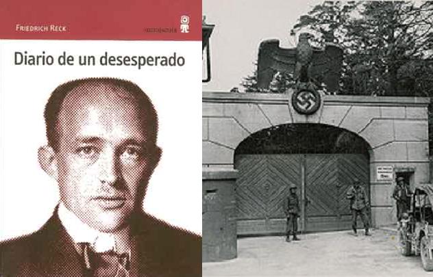 """""""Diario de un desesperado"""", de Friedich Reck, con Gema Alonso y Javier Fernández"""
