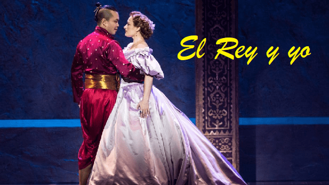 El Rey y yo (The King and I) (1ª parte)