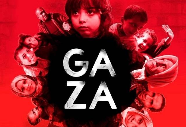 """""""Gaza: el publirreportaje"""""""