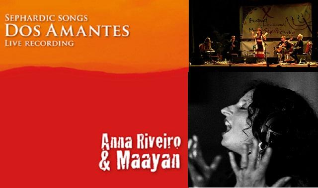 Anna Riveiro (Anya Jagielska) & Maayan: dos amantes, desde Polonia