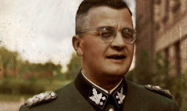 Erich Bach-Zelewski, el criminal nazi total