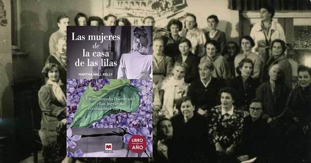"""""""Las mujeres de la casa de las lilas"""", de Martha Hall Kelly, con Susana Herman"""