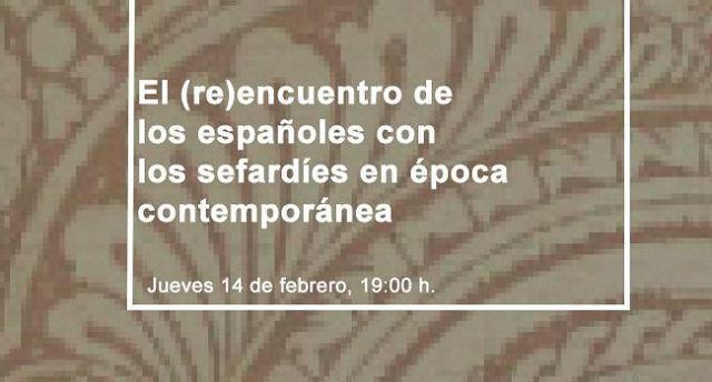 """""""El (re)encuentro de los españoles con los sefardíes en época contemporánea"""", con Paloma Díaz -Mas"""