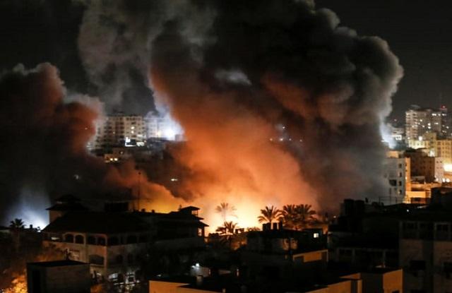 El cohete gazatí: el resumen de un año de ataques a Israel