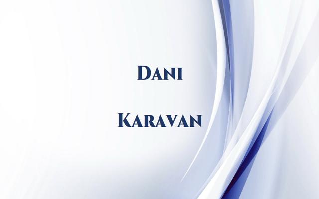 Dani Karavan, del origen a nuestros días