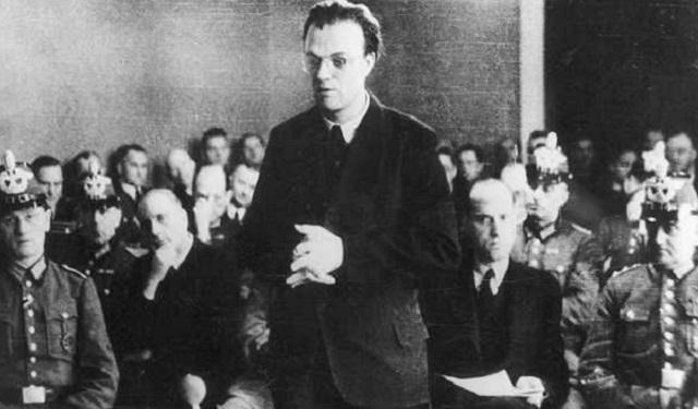 Alfred Delp, un jesuita frente al nazismo
