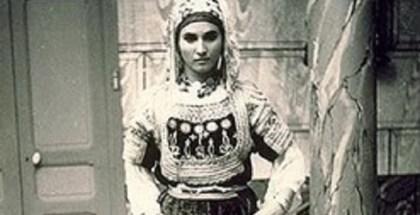 mujer sefardio