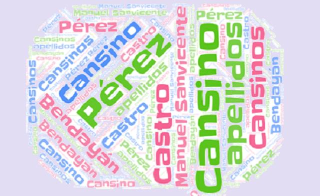 El origen de los apellidos Castro, Cansino/s, Bendayán y Pérez