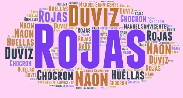 El origen de los apellidos Dúviz, Naón, Rojas y Chocrón