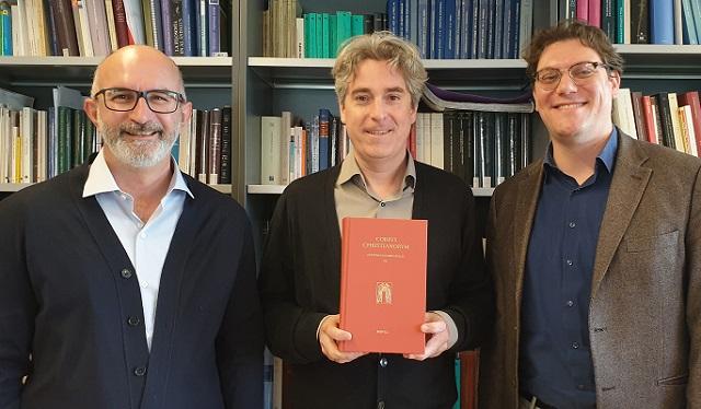 """Se edita por primera vez el """"Talmud latino"""" de 1245, con Alexander Fidora"""
