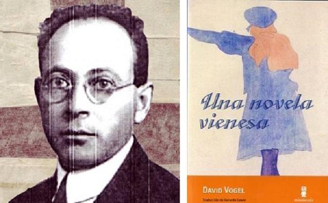 """Una novela vienesa"", de David Vogel"