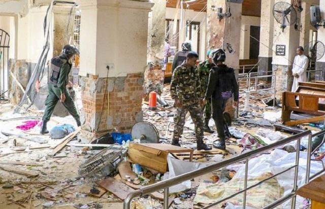 La catástrofe anunciada de Sri Lanka
