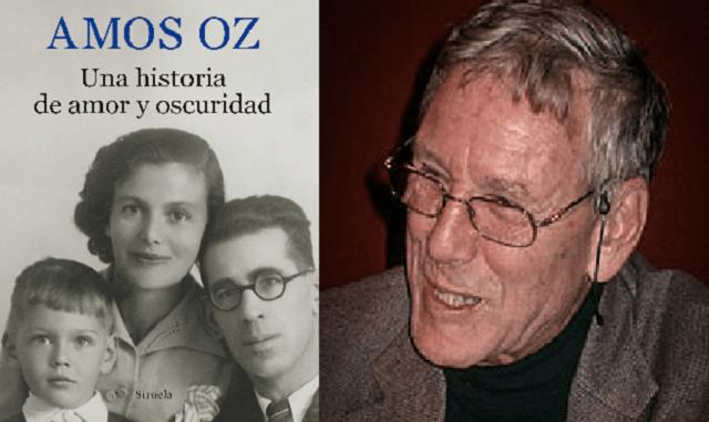 """Homenaje a Amos Oz con una introducción a """"Una historia de amor y de oscuridad"""", con Berta Bensadón (CEMI, Madrid, 26/3/2019)"""