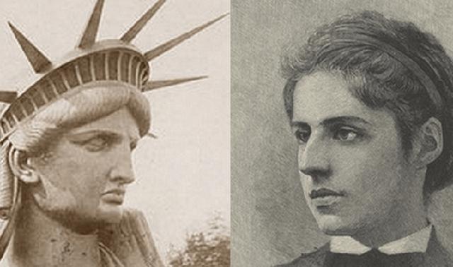 Emma Lazarus, en judeoespañol, desde el CIDICSEF de Buenos Aires